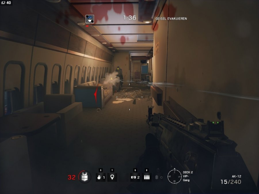 Tom Clancy's Rainbow Six Siege - Screenshot 1