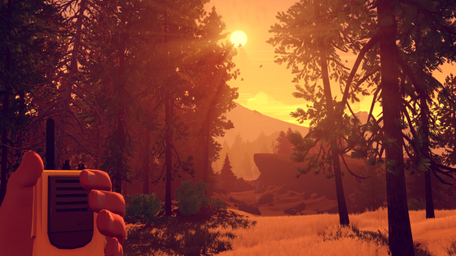 Firewatch - Screenshot 1