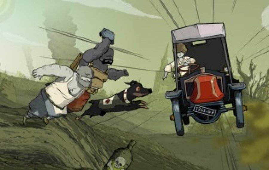 Valiant Hearts Teaser