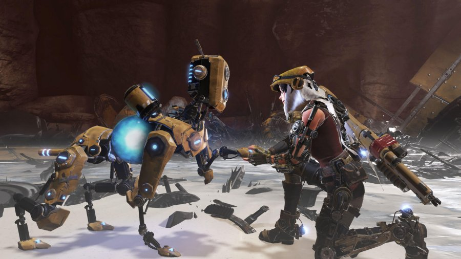 ReCore - Screenshot 1