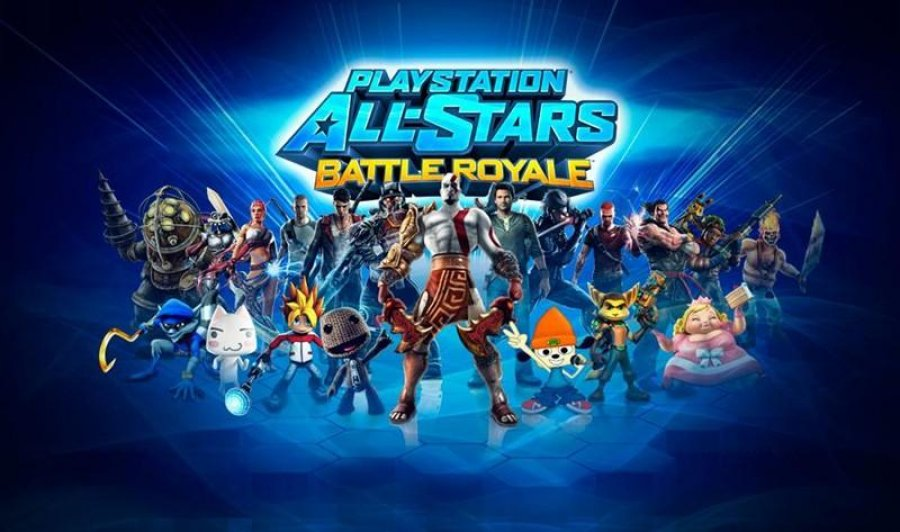PlayStation All-Stars Battle Royal