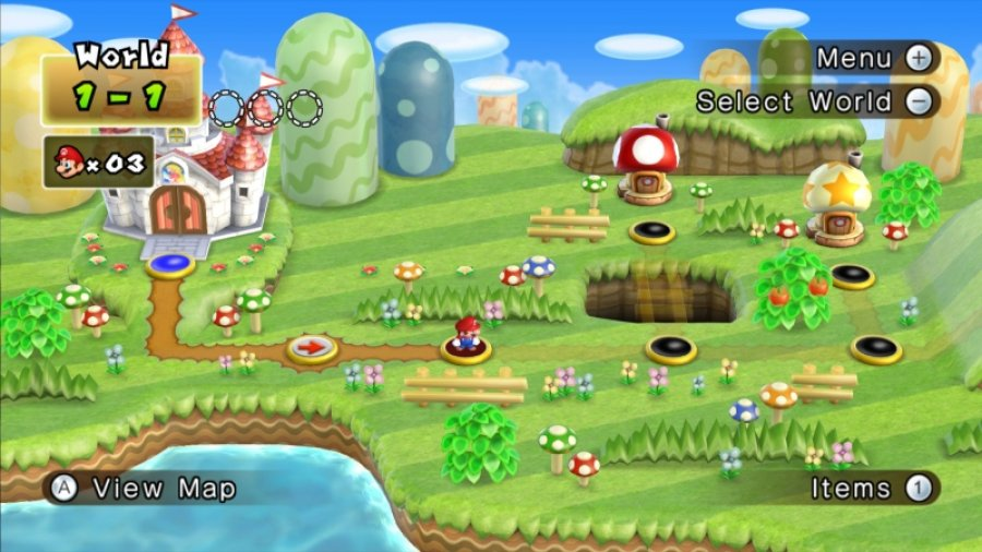 New Super Mario Bros. Wii | Spielbar.de