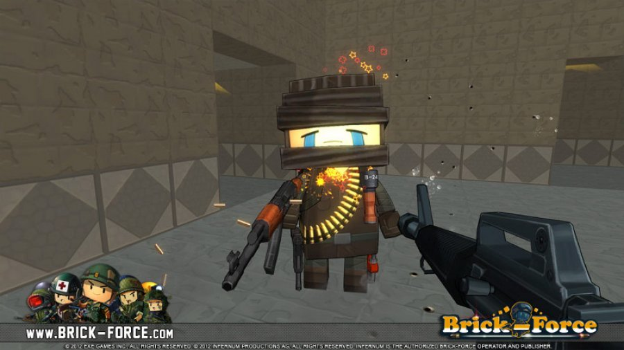 Brick-Force Screenshot 2