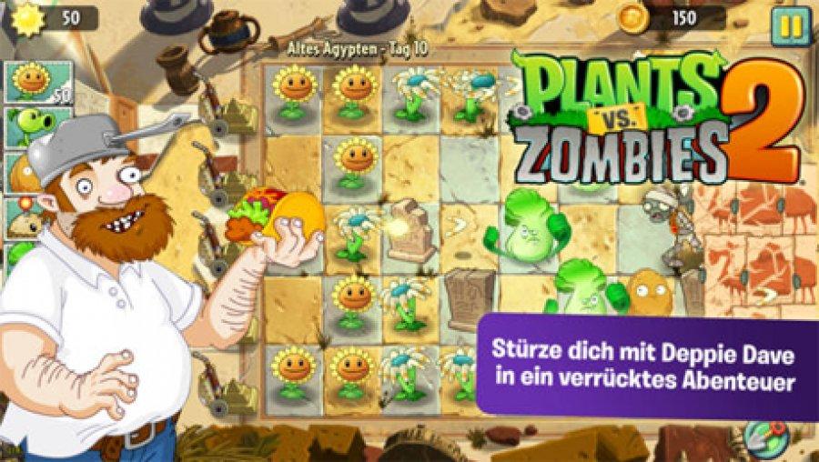 Plants Vs Zombies 2 Spielbarde
