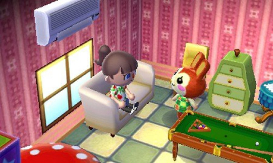 Animal Crossing: New Leaf Screenshot 2