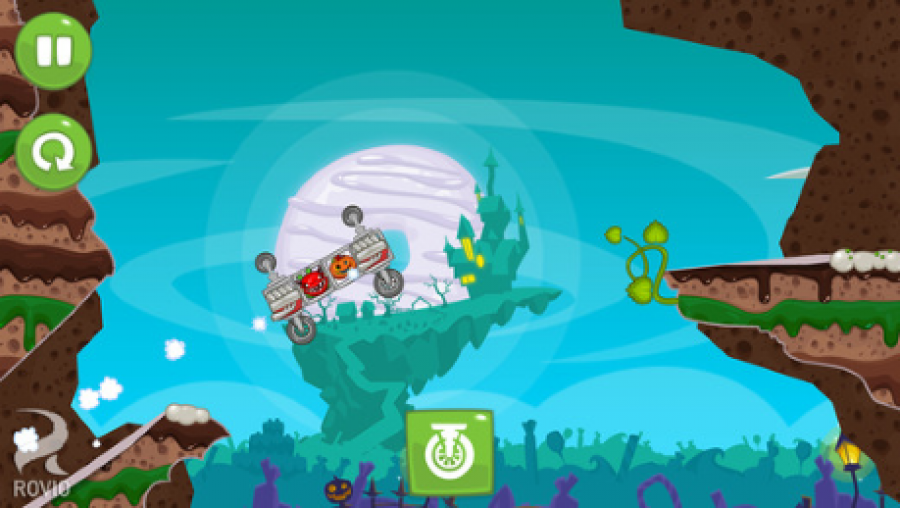 Bad Piggies - Screenshot 3