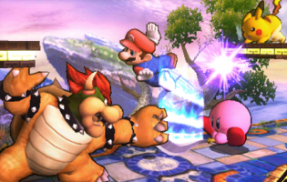 Super Smash Bros - Screenshot 1