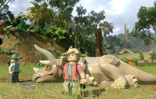 Lego: Jurassic World - Screenshot 2