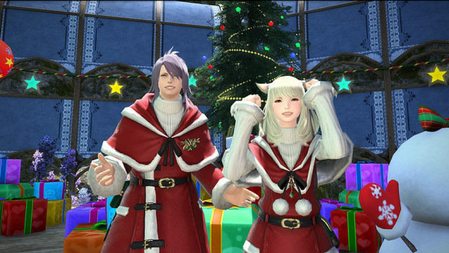 Weihnachten in Games - Events - Final Fantasy XIV