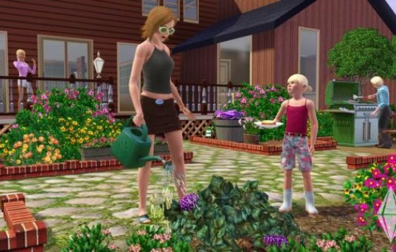 Die Sims 4 Spielbarde