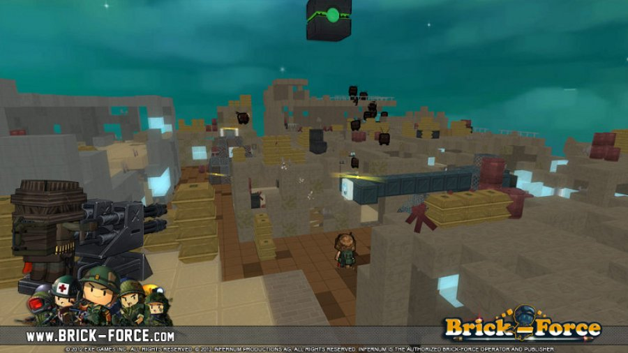 Brick-Force Screenshot 3
