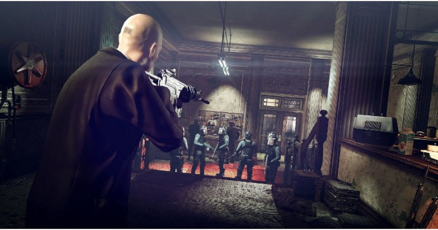 Hitman: A. Screenshot 1