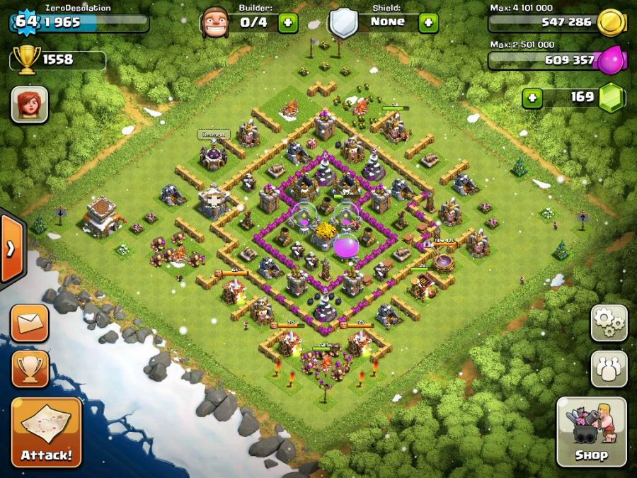 clash of clans kostenlos spielen