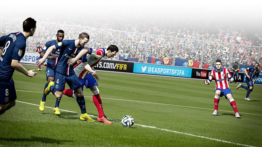 FIFA 15 - Screenshot 1