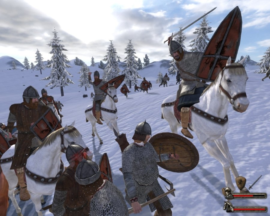 Mount & Blade: Warband - Screenshot 1