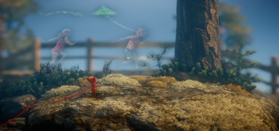 Unravel - Screenshot 1