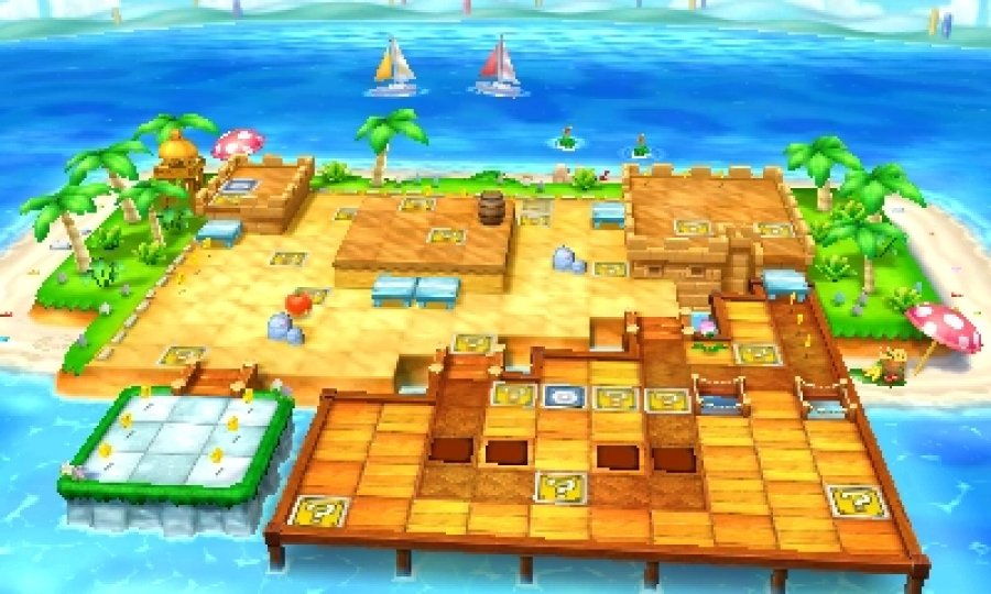 Mario Party: Star Rush - Screenshot 1