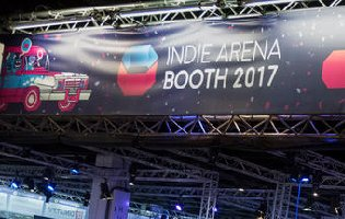 Indie Arena Booth Gamescom 2017