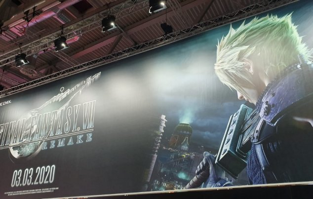 Final Fantasy 7 - Remake