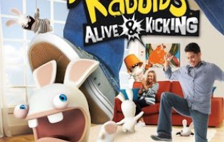 Raving Rabbids - Alive and Kicking