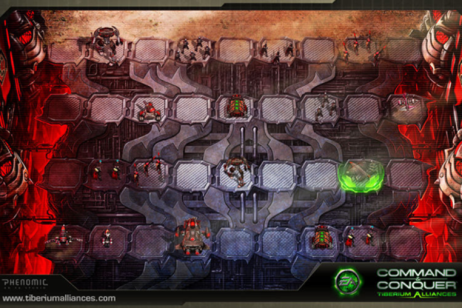Command & Conquer: Tiberium Alliance Screenshot2