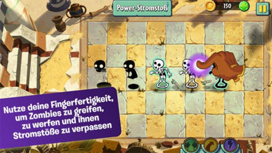 spiel zombies gegen pflanzen