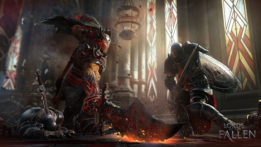Lords of the Fallen - Screenshot 1