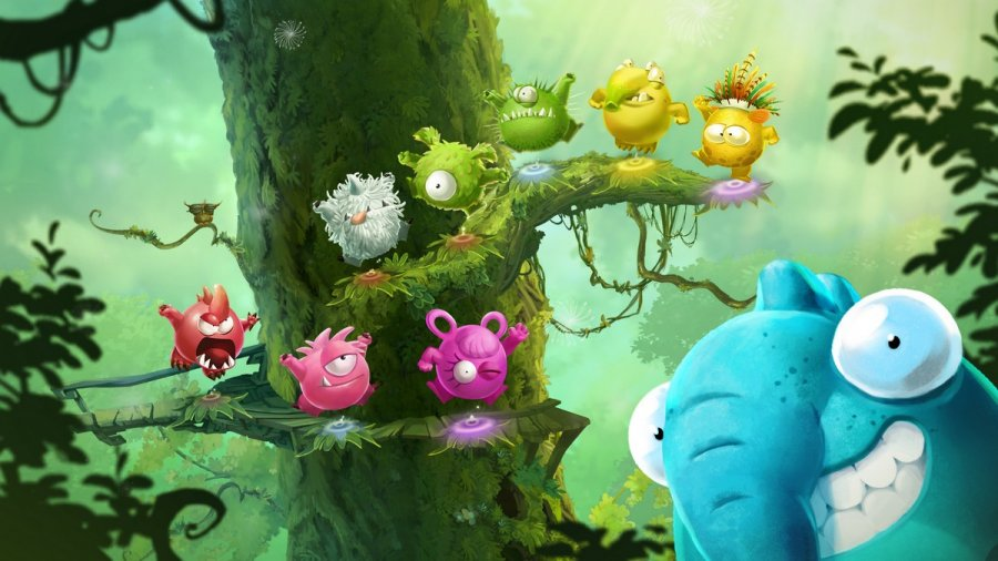 Rayman Adventures - Screenshot 2