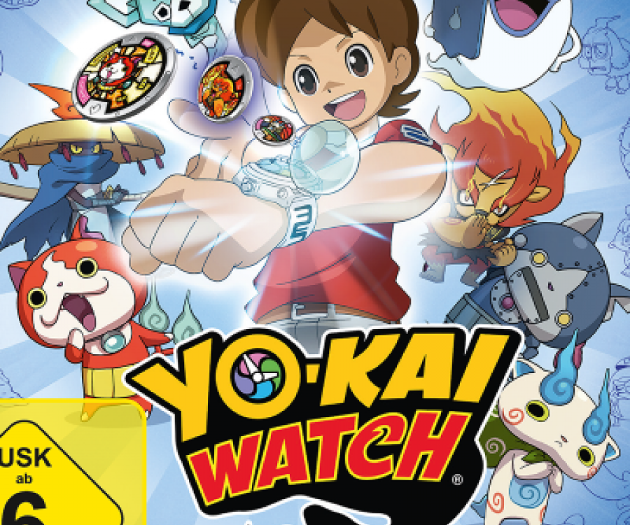 Yokai Watch Teaserbild