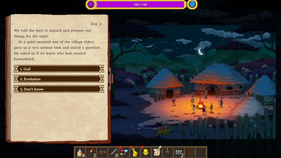 The Curious Expedition - Screenshot 3