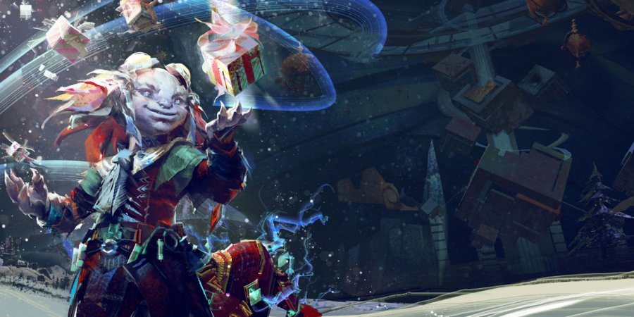 Weihnachten in Games - Events - Guild Wars 2