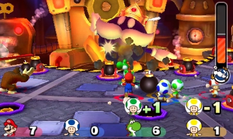 Mario Party: Star Rush - Screenshot 2